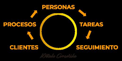 Principios básicos de organización