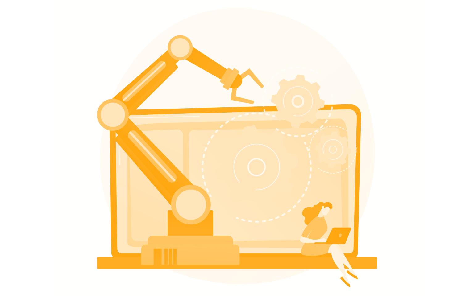 Automatización RPA para asesorías