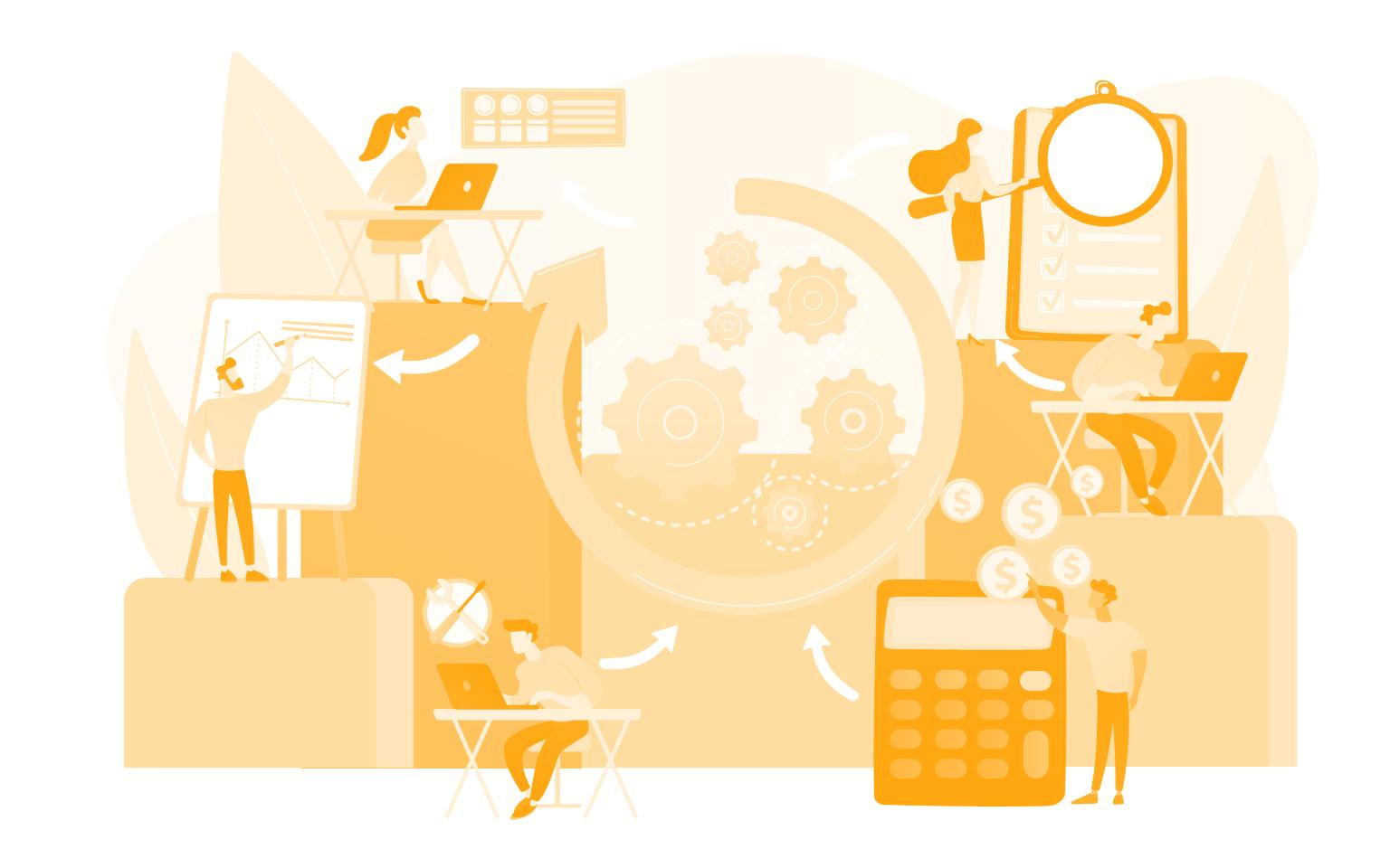 Desarrollo y optimización de procesos para asesorías