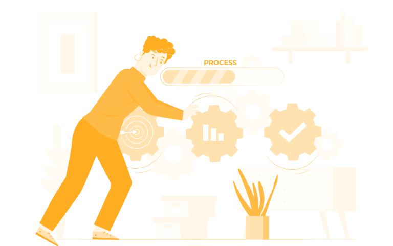 Procesos desarrollados y optimizados
